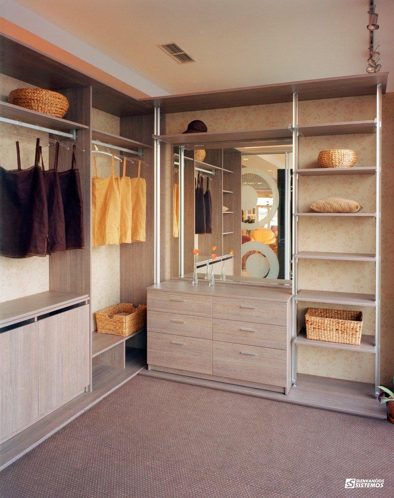 Гардеробная в гостиной - 85 фото лучших идей удобного дизайна!